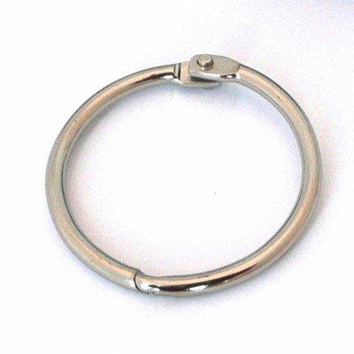 sleutelring 35 mm binnenmaats 30 mm staal