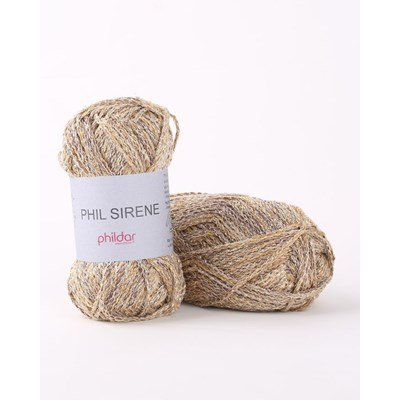 Phildar Phil Sirene Champagne 1045