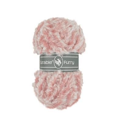 Durable Furry 0225 Vintage pink