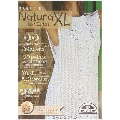 DMC magazine Natura Just Cotton XL - Dames en Interieur lente zomer