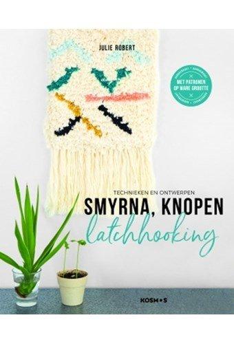 Smyrna Knopen Latchhooking