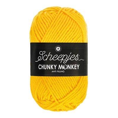 Scheepjes Chunky Monkey 2004 canary