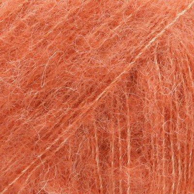 DROPS Brushed Alpaca Silk 22 pale rust