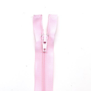 rits deelbaar 60 cm licht roze