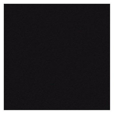 Rits deelbaar 40 cm - metaal zwart rond