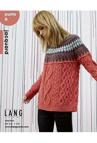Lang Yarns Punto 6 jacquard