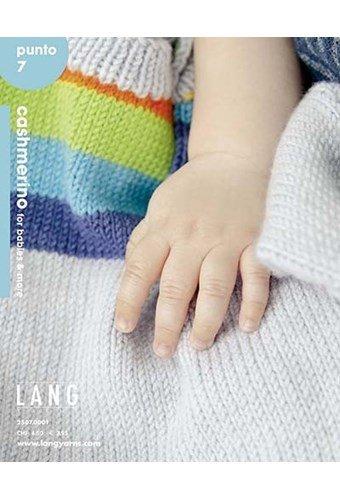 Lang Yarns Punto 7 Cashmerino for babies and more