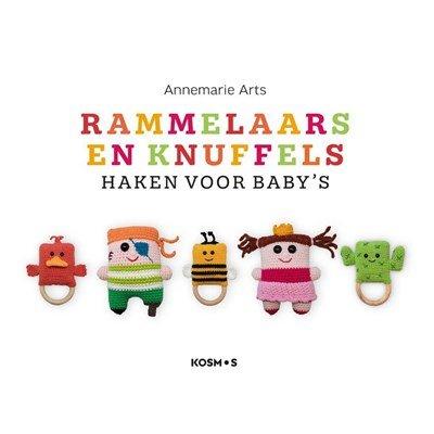 Rammelaars en knuffels haken voor baby s