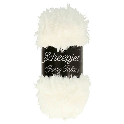 Scheepjes Furry Tales 970 Snow White