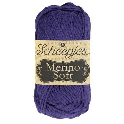 Scheepjes Merino soft 655 Chagall - jeans blauw