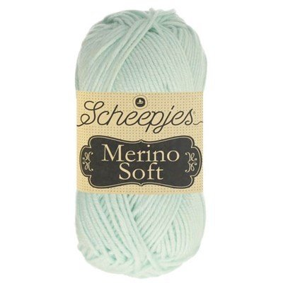 Scheepjes Merino soft 651 Pissarro - licht mint groen