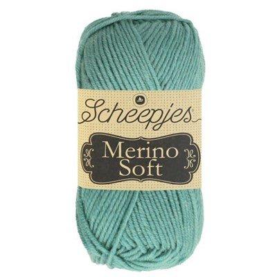 Scheepjes Merino soft 653 Ernst - mint groen