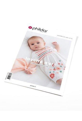 Phildar nr 700 lente-zomer 2020 baby breipatronen