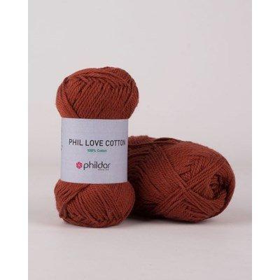 Phildar Phil Love Cotton Havane 1333