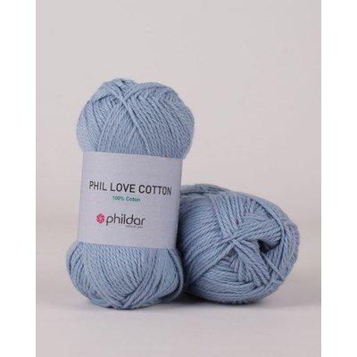 Phildar Phil Love Cotton Jeans 1004