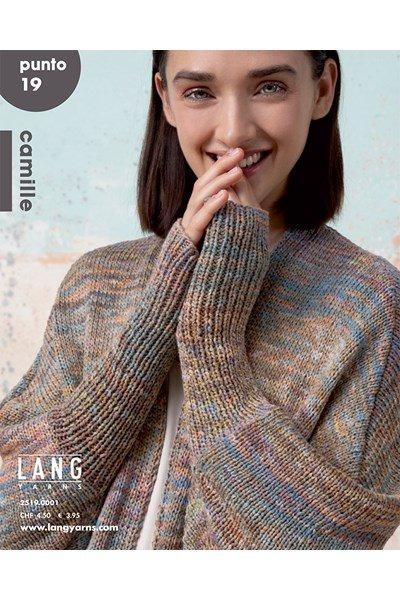 Lang Yarns Punto 19 Camille