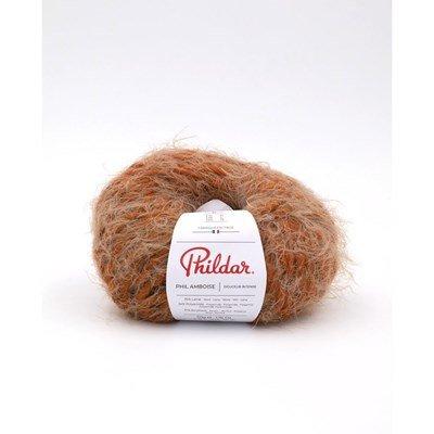 Phildar Phil Amboise noisette