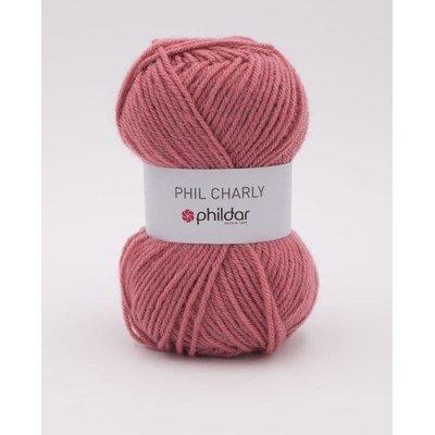 Phildar Charly Vieux rose 2455