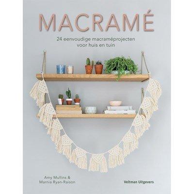 Macrame 24 eenvoudige macrameprojecten
