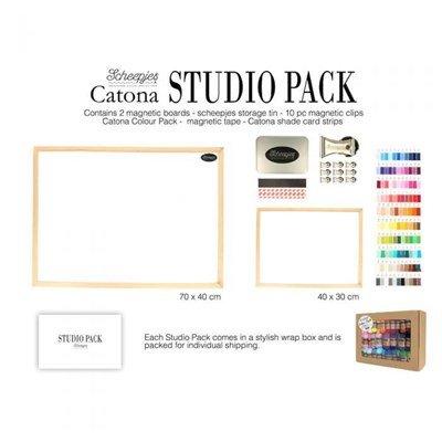 Scheepjes Catona studio pack 109 x 10 gram