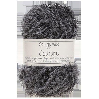 Go handmade Couture 17402 Dark Grey op=op
