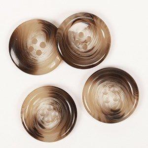 Knoop 20 mm Marble - 629