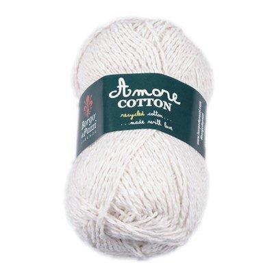 Borgo de Pazzi Amore Cotton 60 gebroken wit