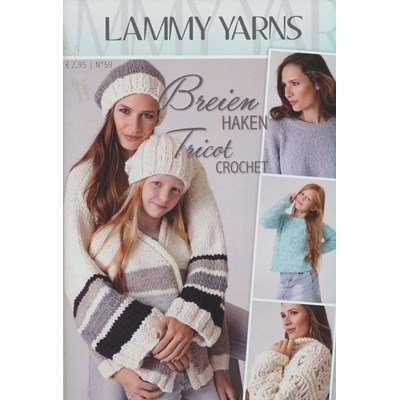 Lammy Yarns magazine nr 59