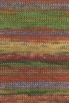Lang Yarns Dipinto 975.0050 oranje groen