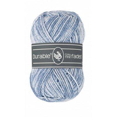 Durable Cosy fine Faded 0289 Blue grey