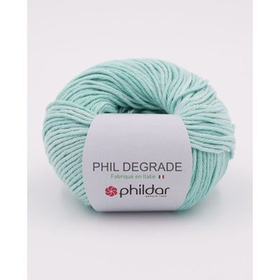 Phildar Phil Degrade Menthe