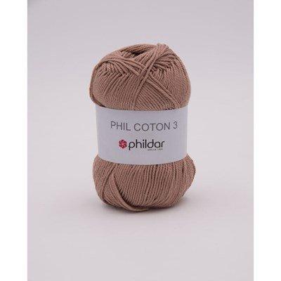 Phildar Phil coton 3 Biche