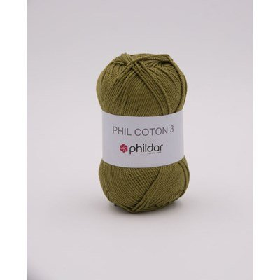 Phildar Phil coton 3 Vegetal