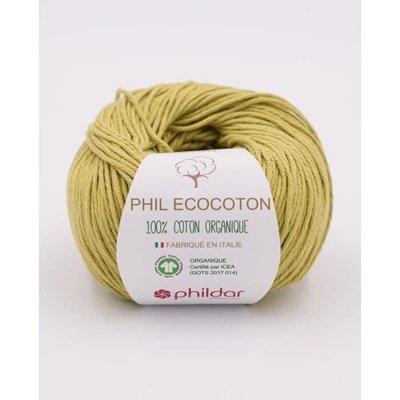 Phildar Phil Ecocoton Pistache