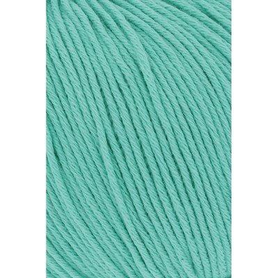 Lang Yarns Baby Cotton 112.0174 Groen blauw