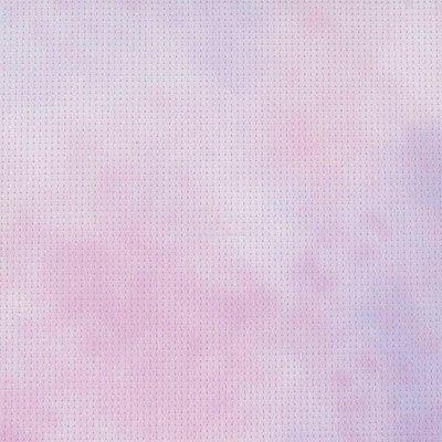 Aida 5,5 geprint 3609 7 roze lila 38 a 45,7 cm