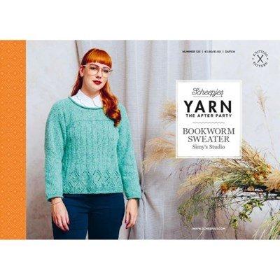Scheepjes Yarn after party no. 123 Bookwormsweater