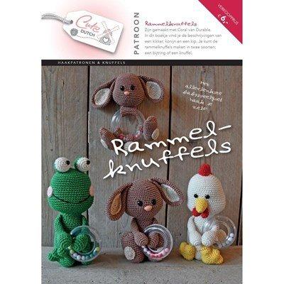 Patronenboekje Rammelknuffels