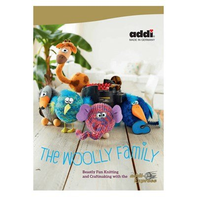 The Woolly Family - ENGELS