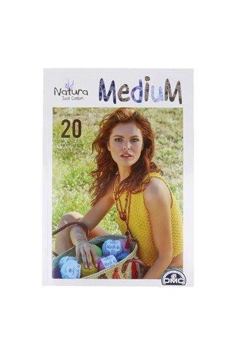 DMC Just Cotton Medium 20 modellen