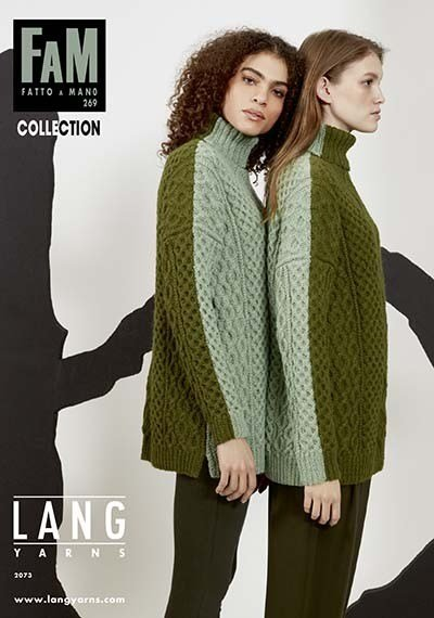 Lang Yarns magazine 269 herfst-winter 2021-2022