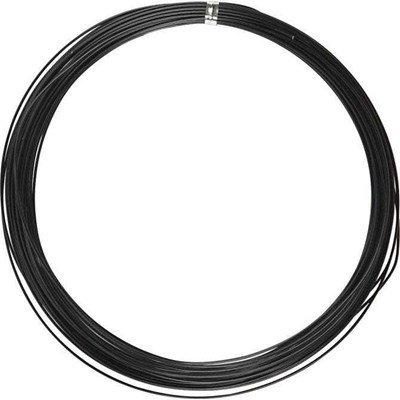 Ijzerdraad 1 mm - 518311 zwart 16 meter