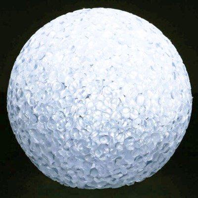 led lichtbal 8 cm wit 5 stuks