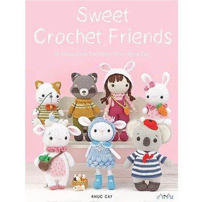 Sweet Crochet Friends - ENGELS