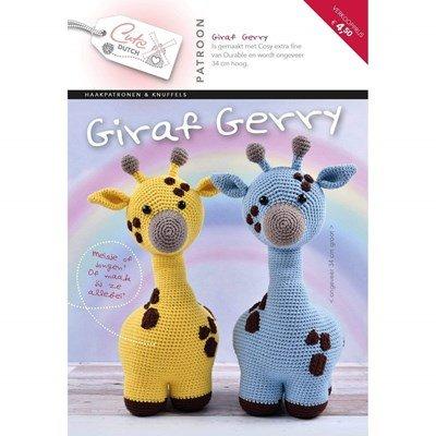 Patroonboekje Giraf Gerry