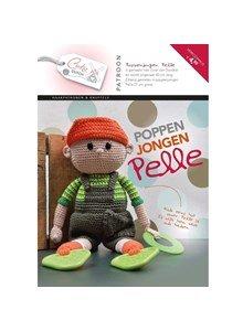 Patronenboekje Poppen jongen Pelle