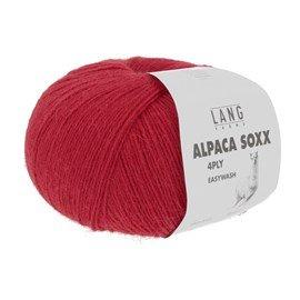 Lang Yarns Alpaca Soxx 4play