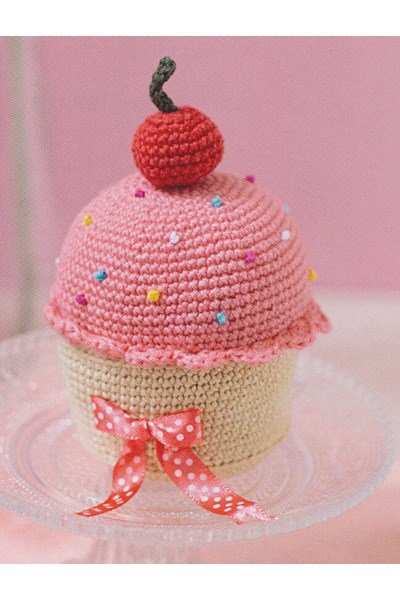 Haakpatroon Cupcake XL