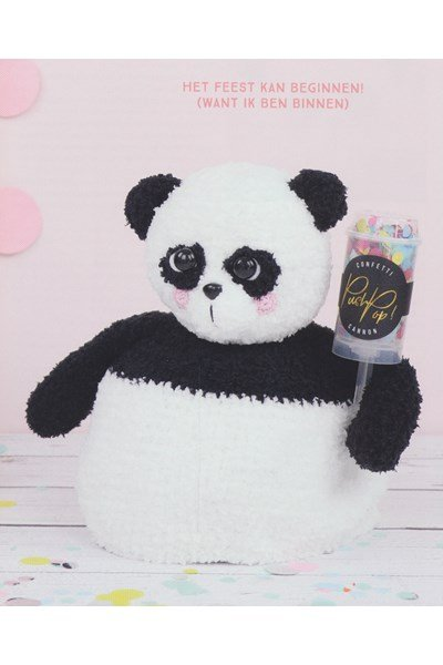 Haakpatroon Panda