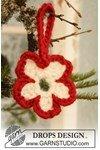 Haakpatroon Gehaakte Kerst decoratie van andere kant